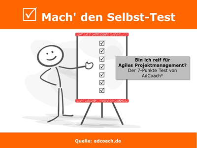 Selbsttest-Agiles-Projektmanagement